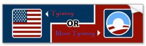 tyranny or more tyranny